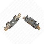 Genuine American Dryer Part #136008 FUSE BLOCK 3AG, 30A/300V