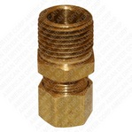 Genuine American Dryer Part #143208 3/8 COMP X3/8MPT BRASS CONNECT