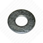 "Genuine American Dryer Part #153004 3/8"" X 1"" OD FLAT WASHER, ZINC"